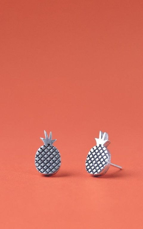 Pineapple Earrings - buy online