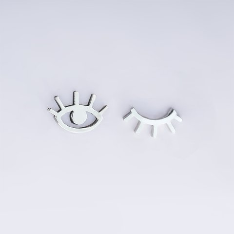 Eye Earrings - buy online