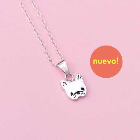 Cat necklace (copia) (copia)