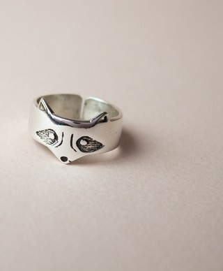 Raccoon Ring - Clara & Yema