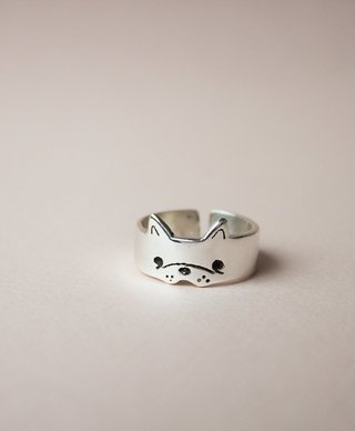 Dog Ring - Clara & Yema