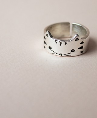 Tiger Ring - Clara & Yema