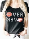 Remera Lovers negro