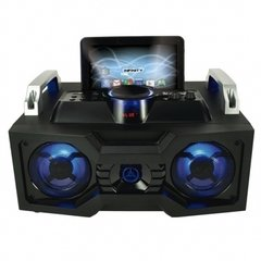 MULTIREPRODUCTOR DE AUDIO STROMBERG BLUETOOTH -FM-USB-AUX DJ200