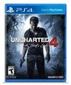 JUEGO PARA PS4 UNCHARTED 4