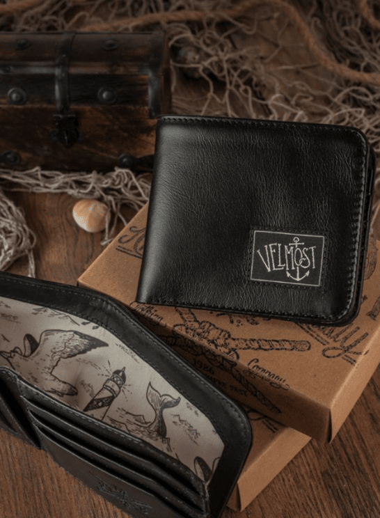Captain Jack Wallet Black en internet
