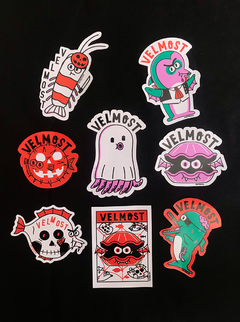Stickers Pack x Mayorquín