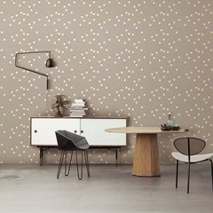 WALLPAPER AMSTERDAM GRIS