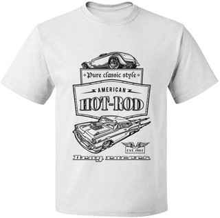 Camiseta Hot Rod + 4 canetinhas