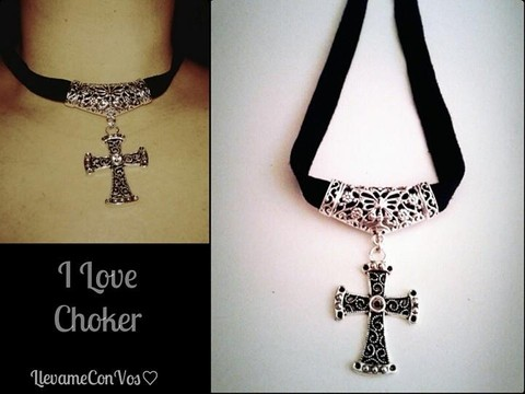 Choker Cruz Big
