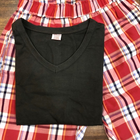 CONJUNTO BASIC RED