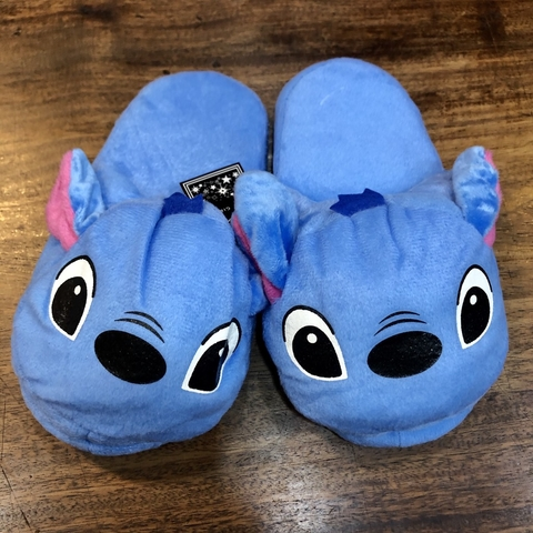 PANTUFLA STITCH KIDS