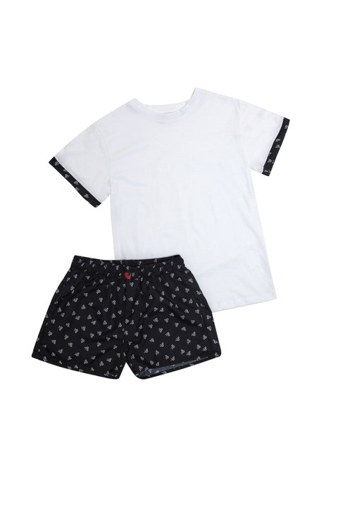 CONJUNTO BLACK BIKES KIDS