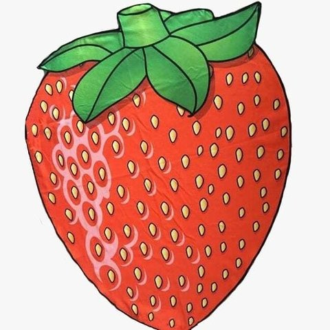 TOALLON STRAWBERRY