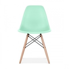 Silla Eames DSW Full Color Pack x 4 unidades - comprar online