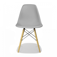 Silla Eames DSW Full Color Pack x 4 unidades - INTEGRAL DECO