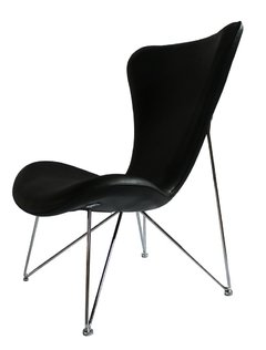 Sillon Jacobsen Base Eiffel / Negro en internet