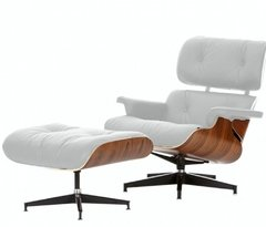 Herman Miller Chaise Lounge/ Blanco - comprar online