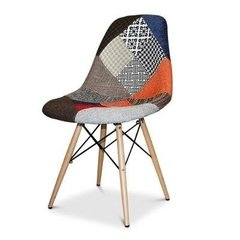 Silla Eames Dsw Patchwork New