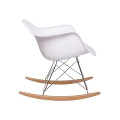 Sillon Eames Pvc Rocking Chair Rar - comprar online