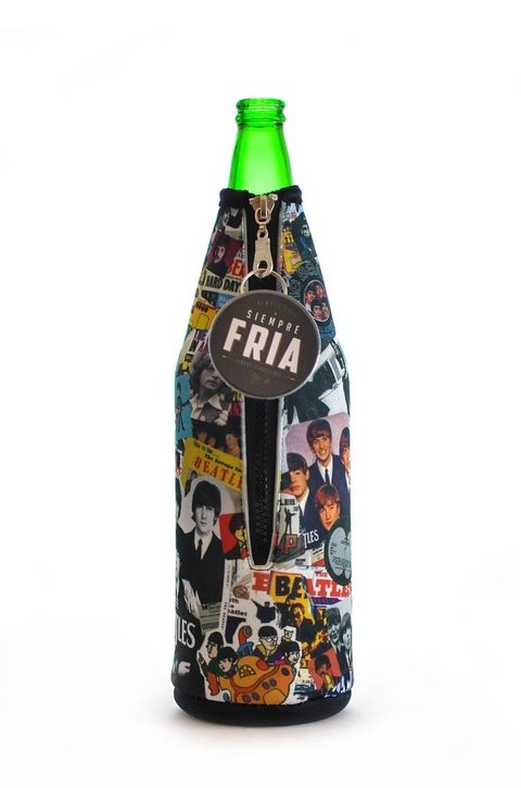 Siempre Fria Beatles Pop Art