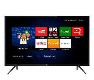 "TCL SMART LED TV 32"" (L32S4900) - comprar online"