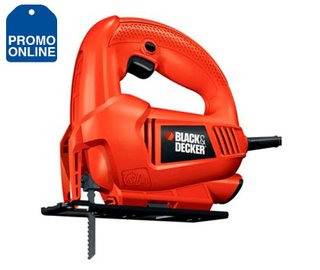 SIERRA CALADORA Black & Decker (KS405)