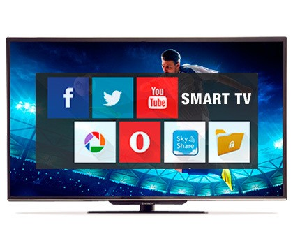 "HITACHI LED TV 40"" SMART TV (CDH-LE40SMART06)"
