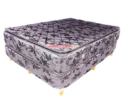 Sommier 2 1/2 plazas Báltico con doble pillow