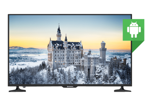 "HITACHI LED SMART TV 43""  (CDH-LE43SMART08) - comprar online"