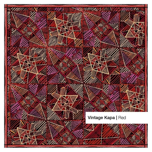 Vintage Kapa Red SMALL