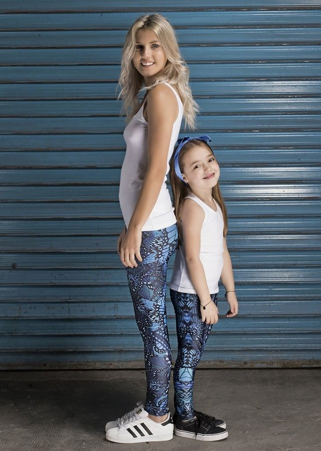 Leggings Active Fly Blue