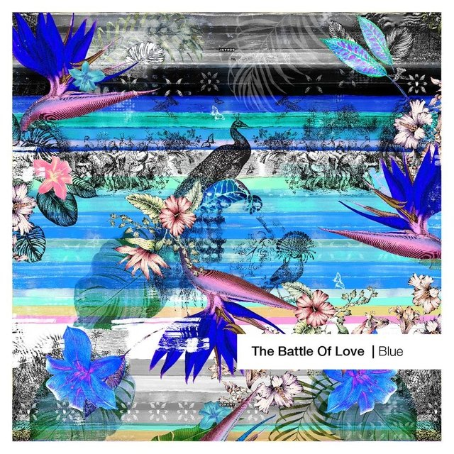 The Battle of Love Blue Large