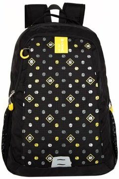 Mochila Escolar Porta Notebook Aoking A101