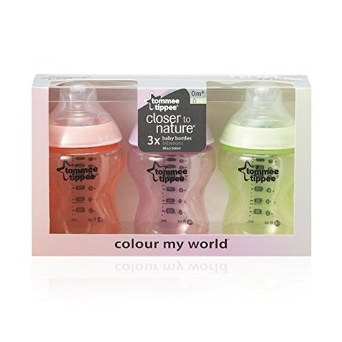 Mamadeiras Colors Girl Tommee Tippee - comprar online