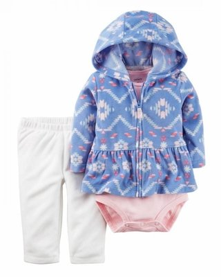 conjunto plush carters