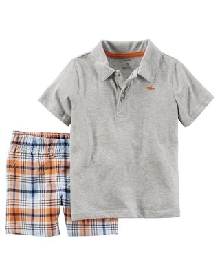 conjunto polo carters