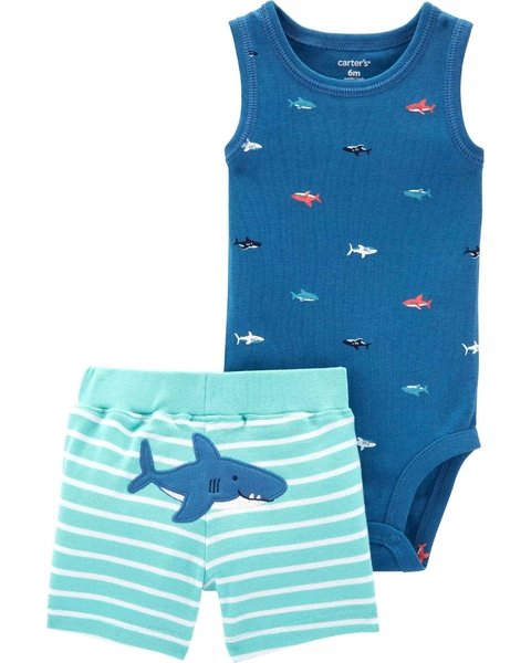 body regata bebe carters