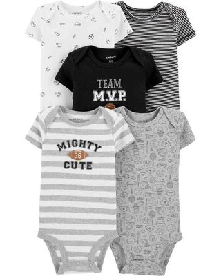 kit body carters manga curta