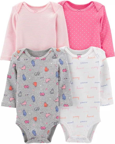 kit body carters manga longa