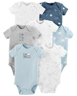 Kit Body Carters Sky Manga Curta - comprar online