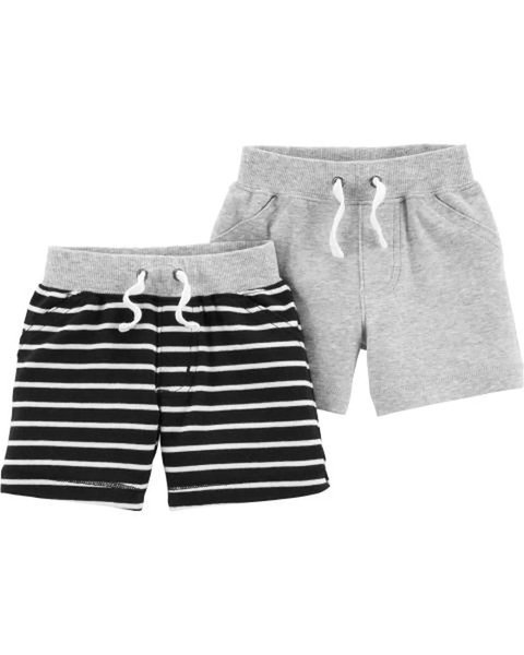 kit short para bebe carters