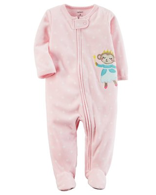 macacao plush carters fleece
