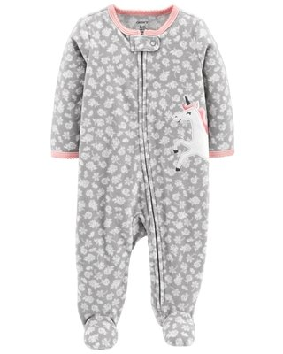 macacao plush carters fleece bebe