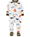 macacao pijama carters plush fleece