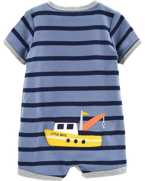 romper carters barco