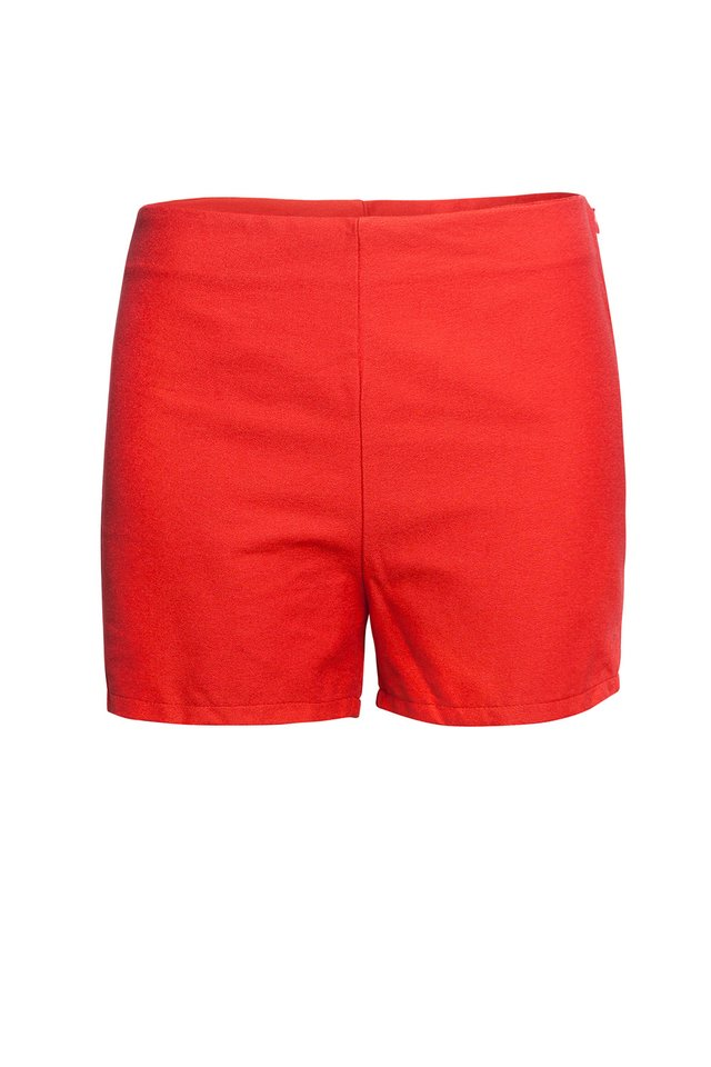 P1005 Syes, Short creppe, talles grandes