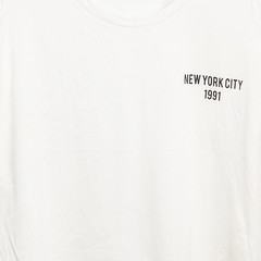 R128/101 Syes, Remera NYC 1991, Talles grandes - comprar online