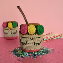 Mate Crochet Frida