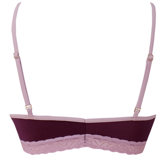 TOP SATIN PURPLE en internet
